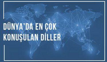 Dünya'da En Çok Konuşulan Diller